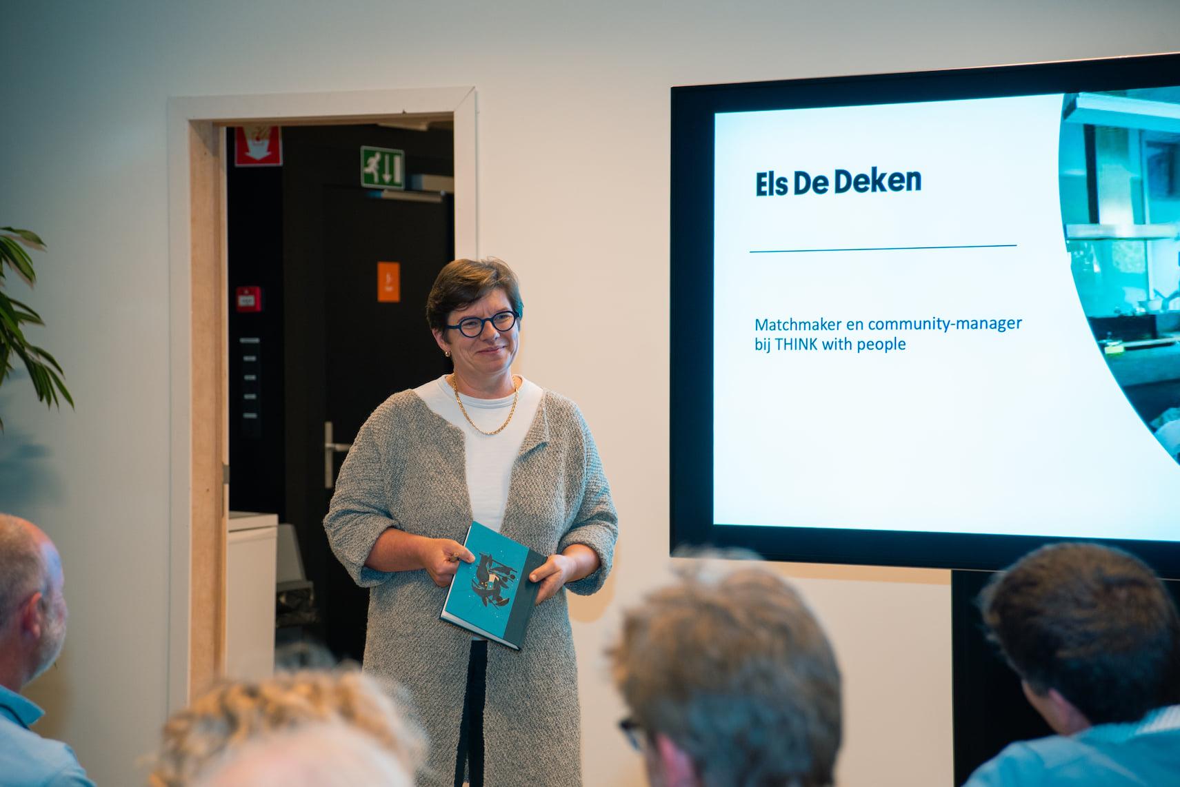 Els De Deken THINK With People